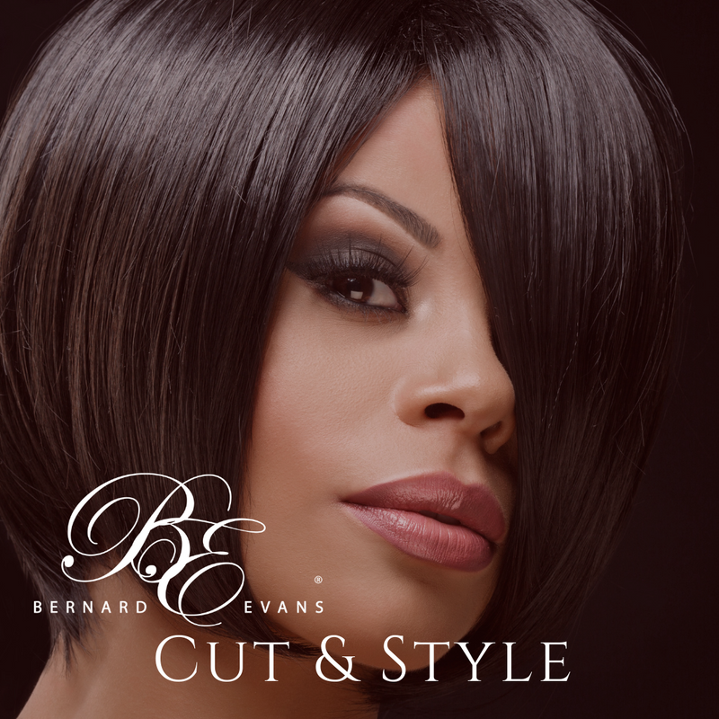Bernard Evans Celebrity CUT & STYLE- Extensions & Hair Pieces (Services starting from $125). Price shown below is deposit to confirm appointment