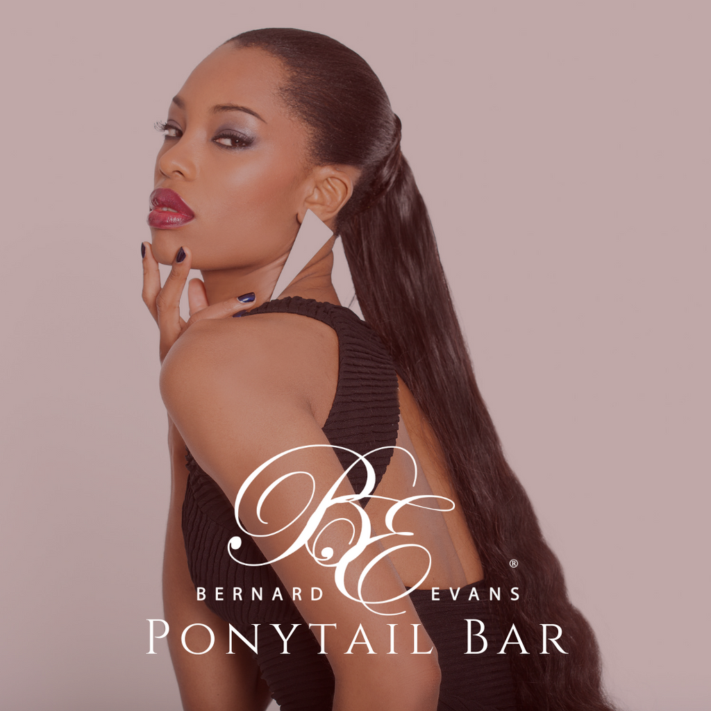 BEYofi PONYTAIL BAR - Ponytail (with Clip-In Extensions) (Services starting from $100). Price shown below is deposit to confirm appointment