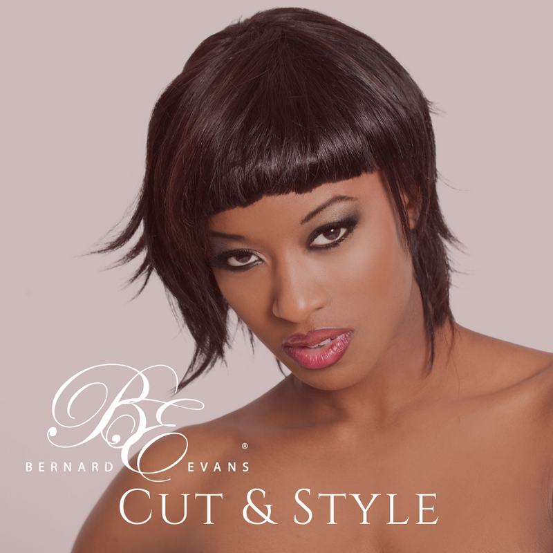 Bernard Evans Celebrity CUT & STYLE- Master Designer (Short Hair) (Services starting from $110). Price shown below is deposit to confirm appointment
