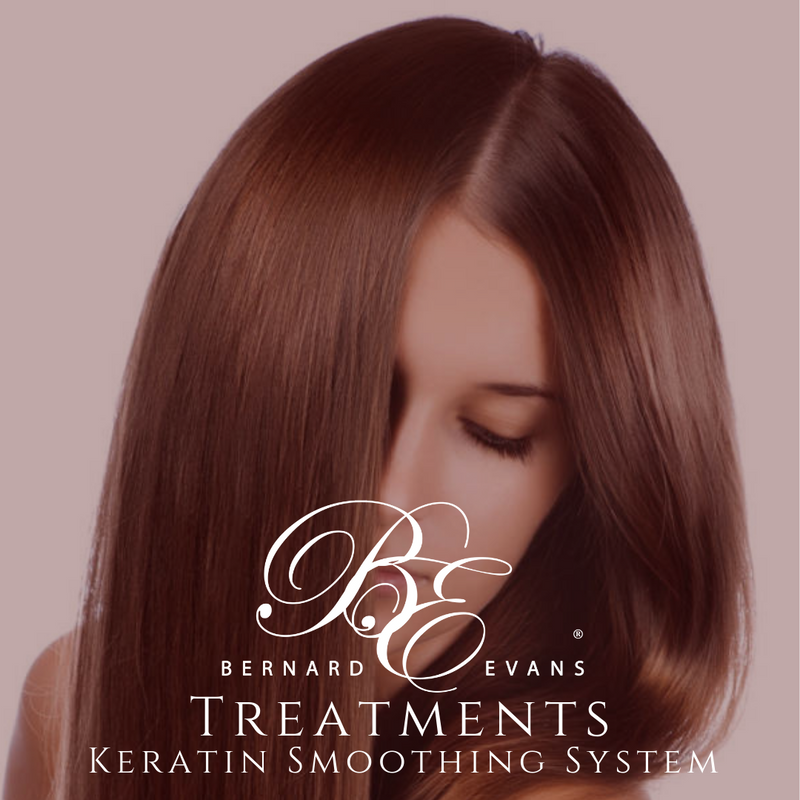 Bernard Evans Celebrity HAIR TREATMENTS - Keratin Smoothing Treatment (Services starting from $200). Price shown below is deposit to confirm appointment