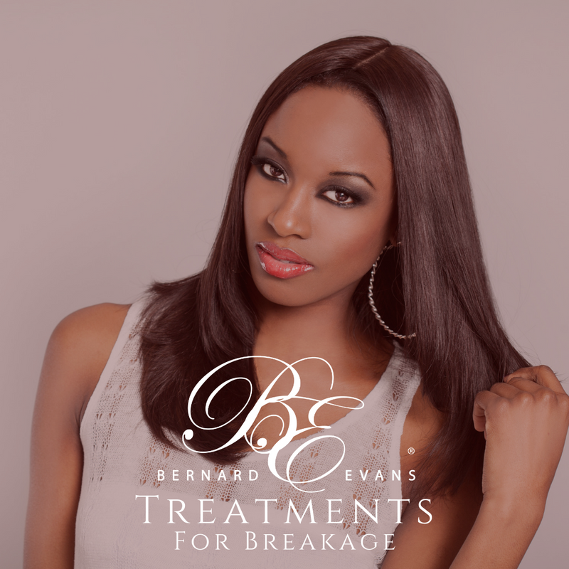 Bernard Evans Celebrity HAIR TREATMENTS - Damaged Hair Types - Hair Treatments ( For Breakage) (Services starting from $45). Price shown below is deposit to confirm appointment