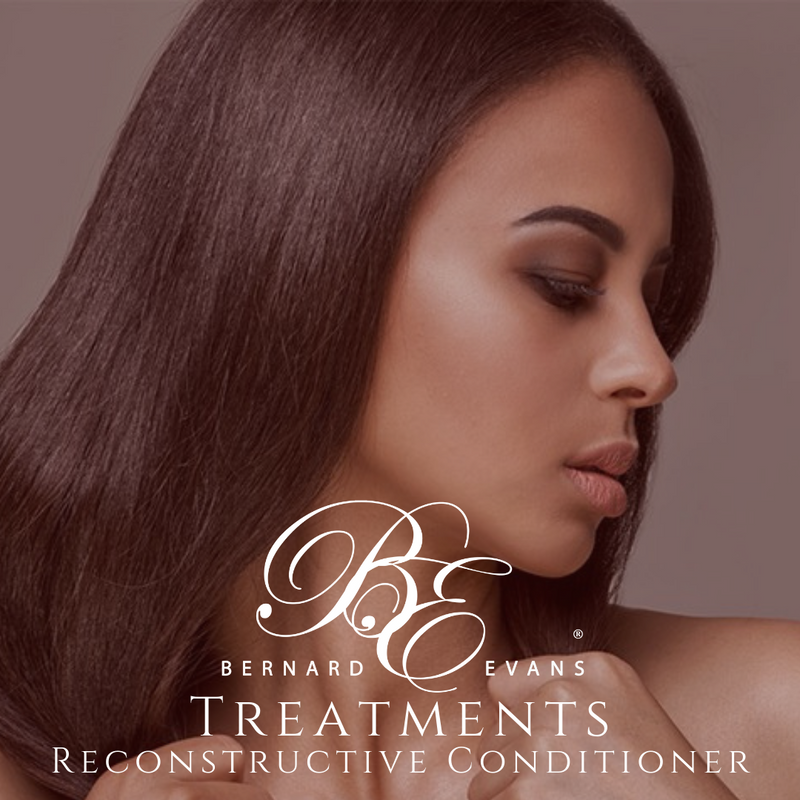 Bernard Evans Celebrity HAIR TREATMENTS - Damaged Hair Types - Re-Constuctive Conditioner - Treatment for severe Breakage, color treated, relaxer (Services starting from $95). Price shown below is deposit to confirm appointment