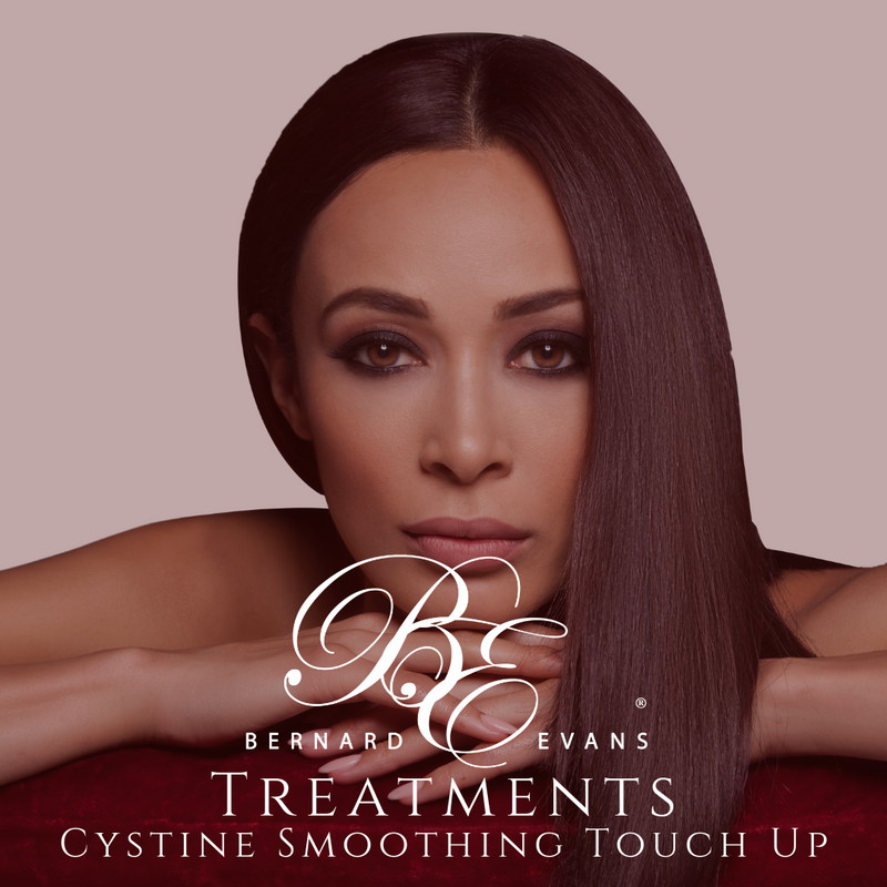 Bernard Evans Celebrity HAIR TREATMENTS - Cystine Smoothing/Straightener - Touch Up (Services starting from $175). Price shown below is deposit to confirm appointment