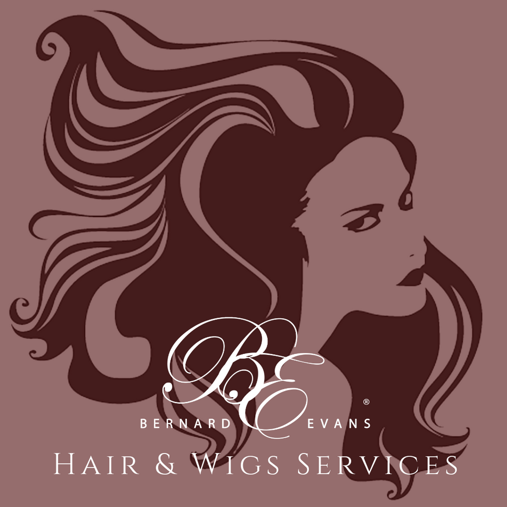 Bernard Evans Celebrity HAIR & WIGS- Custom Clip Ins (Synthetic Fibers) (Services starting from $80). Price shown below is deposit to confirm appointment