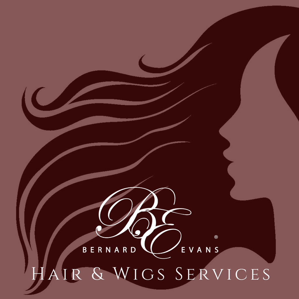 Bernard Evans Celebrity HAIR & WIGS - Extended Extensions (Services starting from $950). Price shown below is deposit to confirm appointment