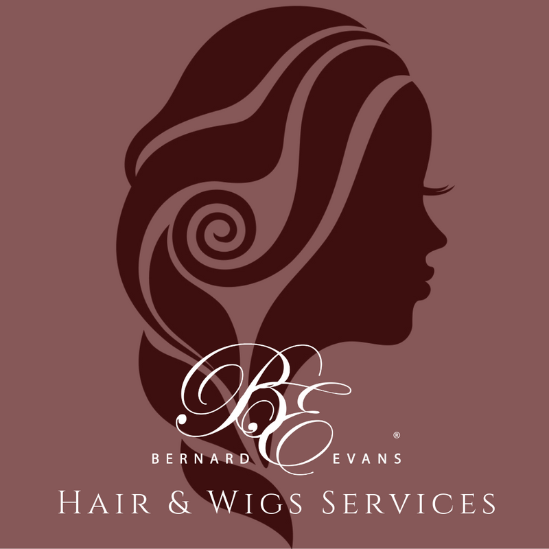"Bernard Evans Celebrity HAIR & WIGS - Clients with Hair Shorter Than 1"" (Services starting from $1,500). Price shown below is deposit to confirm appointment"
