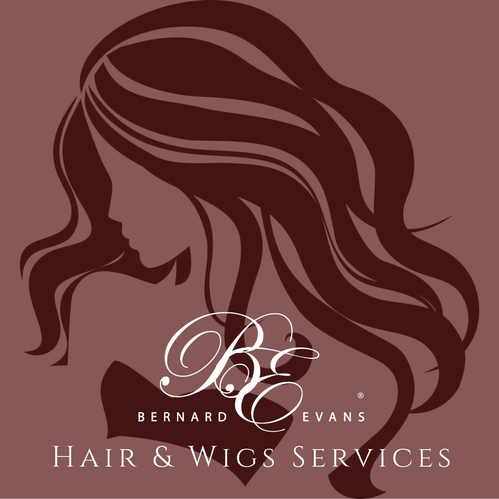Bernard Evans Celebrity HAIR & WIGS - Weave Without A Weft (Services starting from $1,500). Price shown below is deposit to confirm appointment