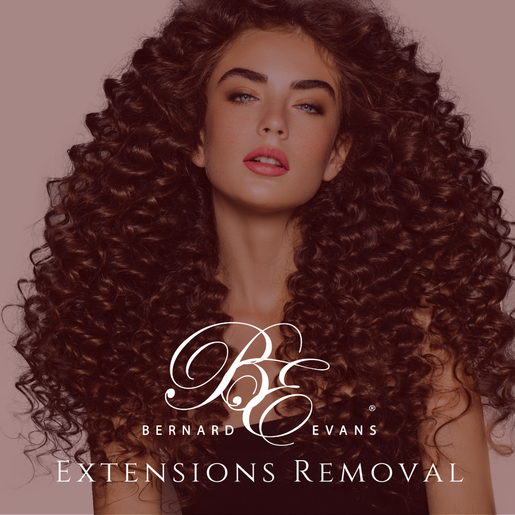 Bernard Evans Celebrity EXTENSIONS REMOVAL - Extensions Removal 3 (Full Sew-In Up To 12 Weeks) (Services starting from $150). Price shown below is deposit to confirm appointment