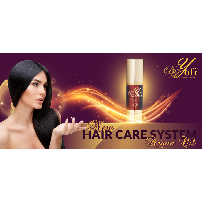 BEYofi Hair Care System 100% Argan Oil Airless 30ML