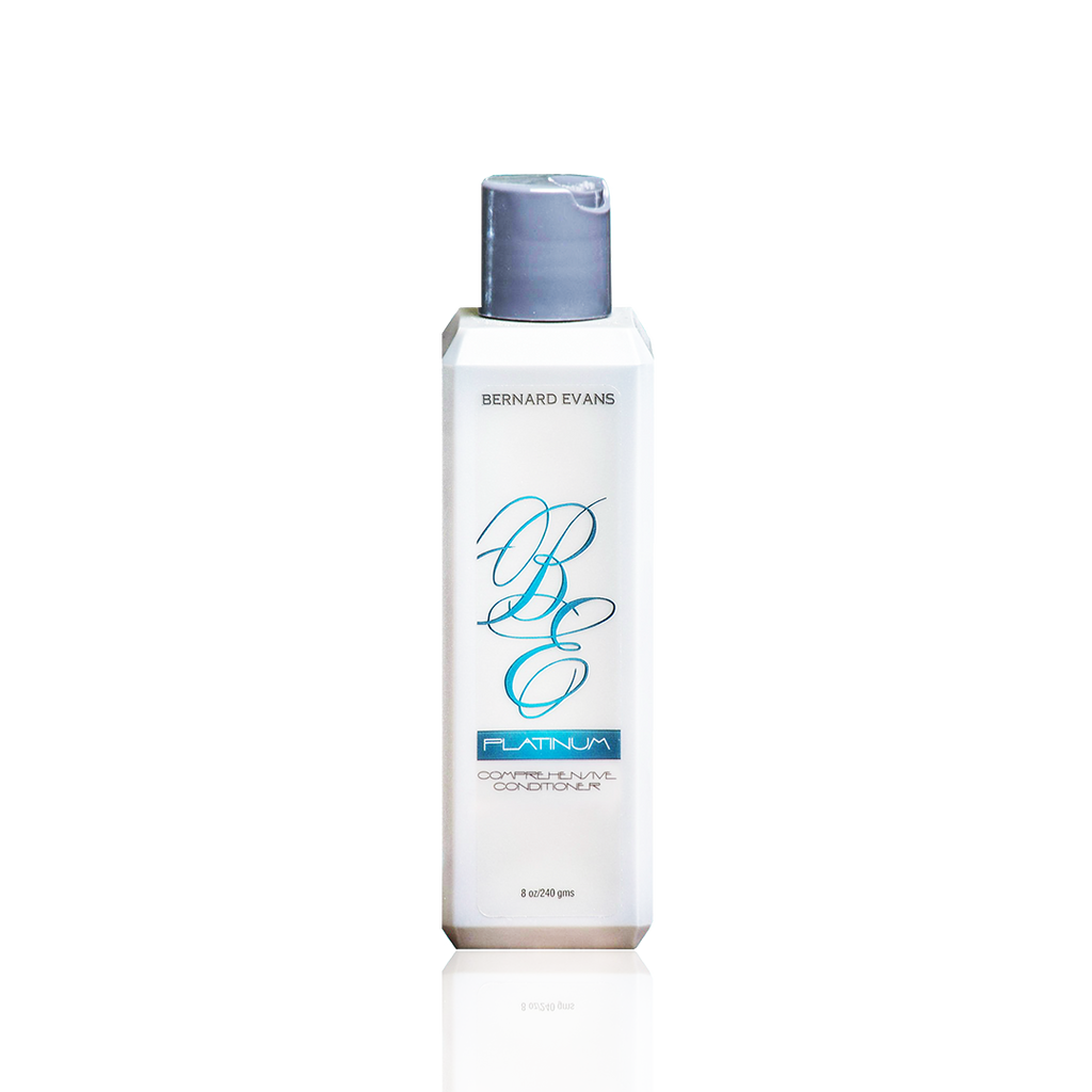 Bernard Evans Platinum Hair Care System Comprehensive Conditioner With Natural Protein