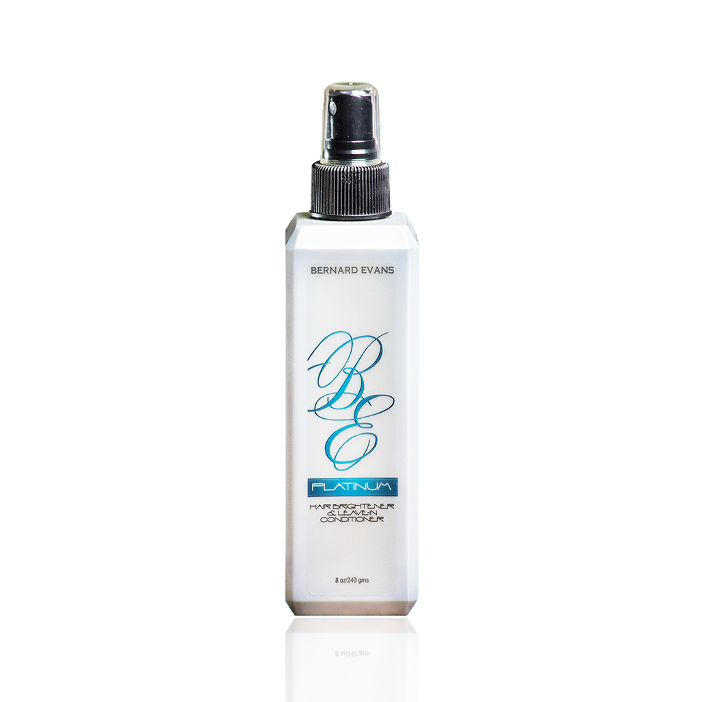 Bernard Evans Platinum Hair Care System - Hair Brightener & Leave-in Conditioner
