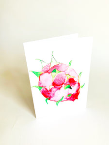 Dragon Fruit Notecard