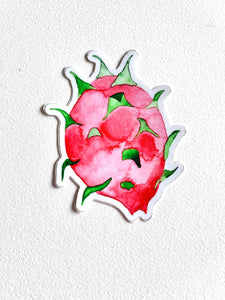 Dragon Fruit Sticker