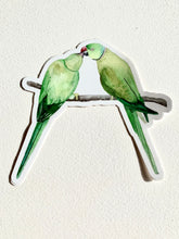 Load image into Gallery viewer, Ring Neck Parakeet Sticker