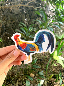 Rooster Sticker
