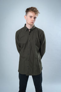 JAMESON OXFORD [olive]