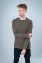 Load image into Gallery viewer, BAXTER L/S TEE [olive]