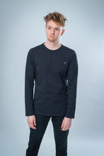 Load image into Gallery viewer, BAXTER L/S TEE [black]