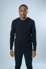 Load image into Gallery viewer, ANDERSON CREW JUMPER [black]