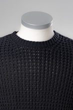 Load image into Gallery viewer, AUGUSTIN CREW JUMPER [black]