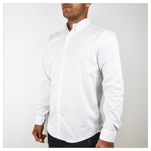 HARLAND - BOSWELL OXFORD [white]