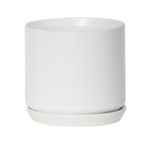 Oslo Planter White