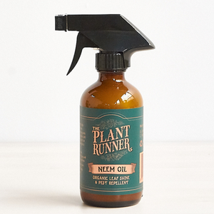 Neem Oil Leaf Shine and Pest Repellant