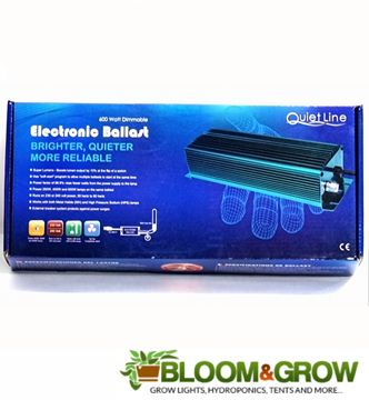 DIMMABLE ELECTRONIC BALLAST 600W