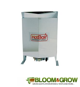HOTBOX INTERNATIONAL PROPANE CO2 GENERATORS