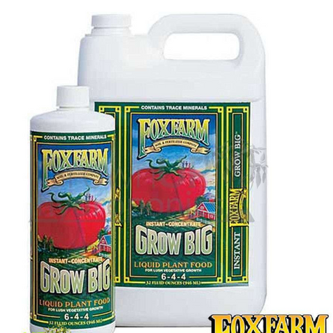 Fox Farm Grow Big