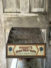 Wright's Bias Fold Tape metal display