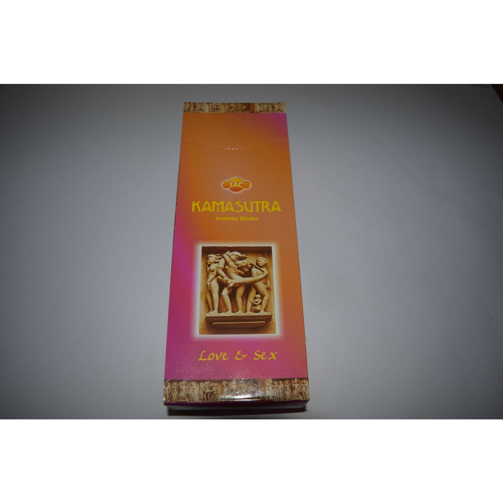 Incense 120 sticks bulk GR Aromatics Fragrance wholesale 1 FULL BOX Kamasutra