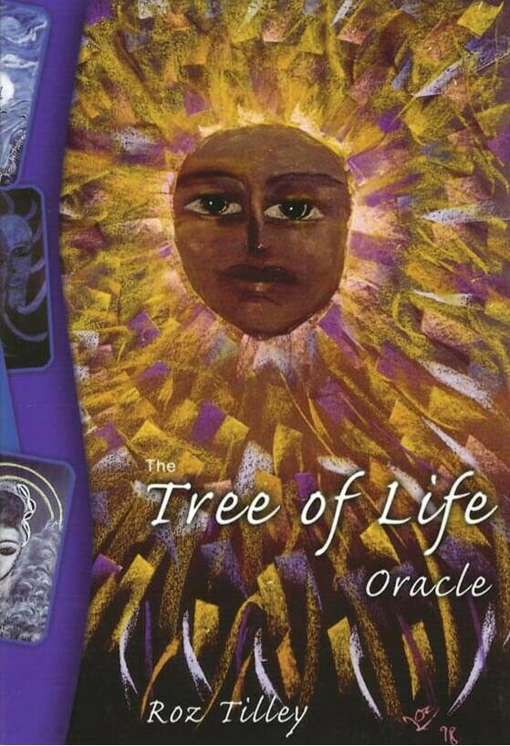 Tree of Life Oracle Deck Oracle Cards tarot cards deck Roz Tilley