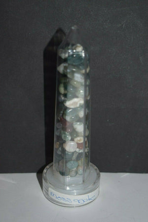 Replacement interchangeable Gemstone Chips BASES Crystal infused water bottle
