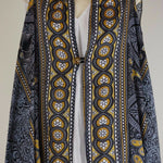 Sarong Top summer Jacket Open jacket long length ladies women beach