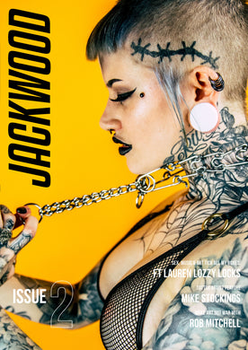 Jackwood Magazine Issue 2 - FREE PDF DOWNLOAD