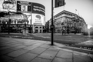 PICCADILLY - LUSTRE FUJI FILM - ART PRINT - FROM LONDON LOCKDOWN COLLECTIVE