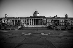 TRAFALGAR SQUARE - LUSTRE FUJI FILM - ART PRINT - FROM LONDON LOCKDOWN COLLECTIVE