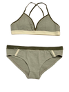 Set Alex & Renée in Khaki