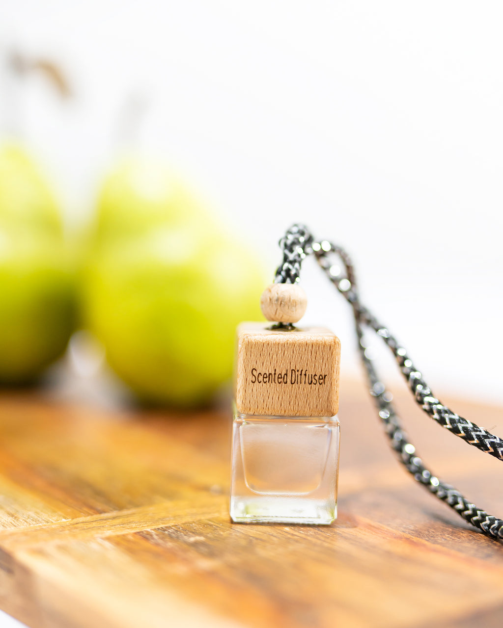 Hanging Car diffuser - French Pear