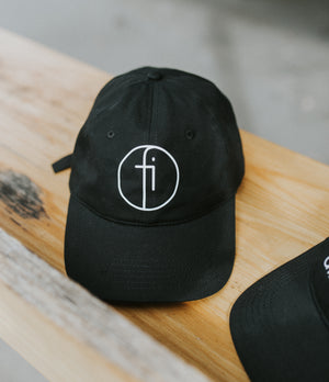 Allthingsfi Custom Caps - Monogram