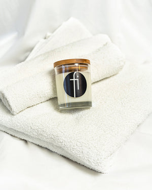 Soy Candle - Fresh Linen