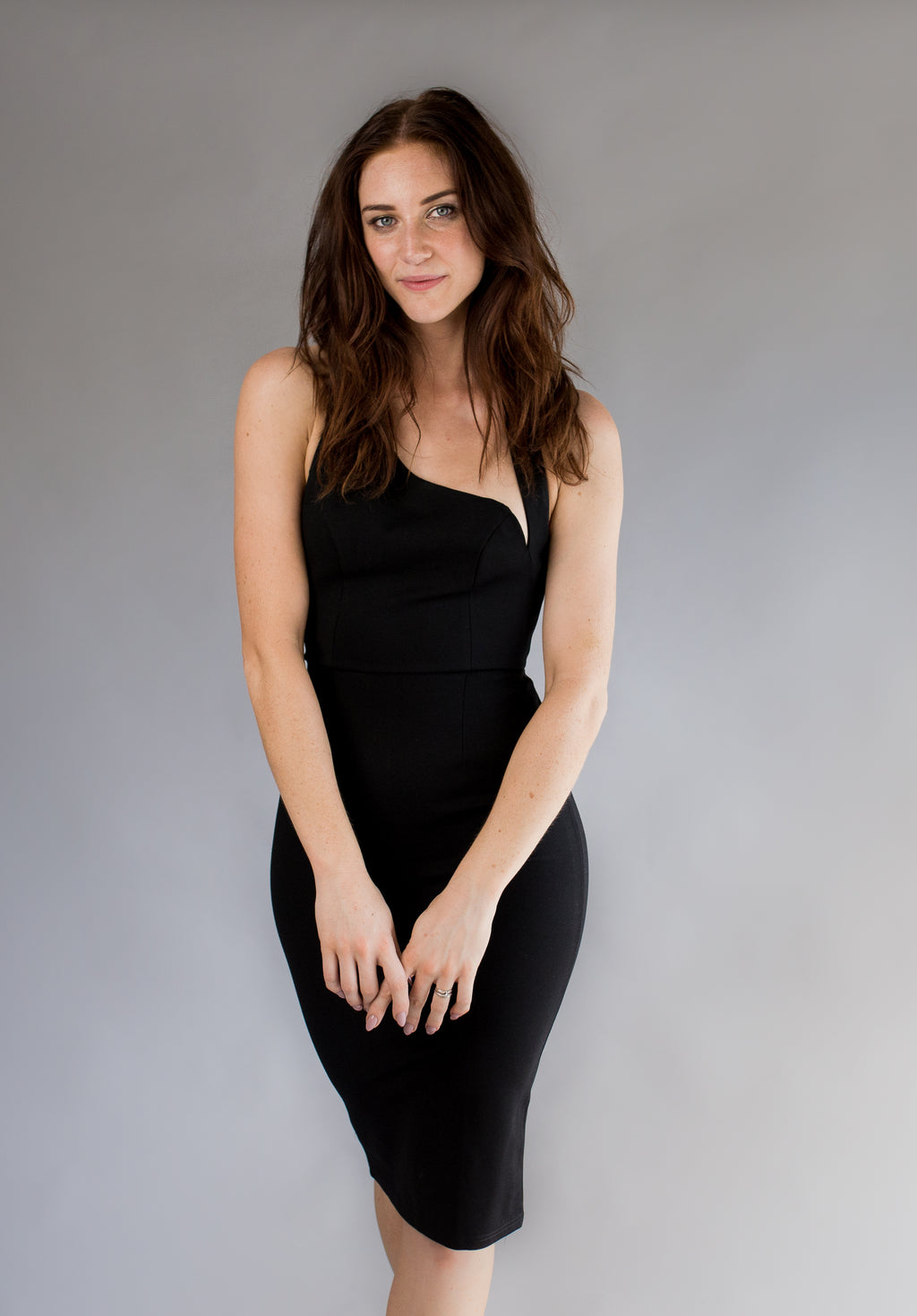 long black formal dress