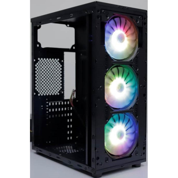 Rakk Alpas Gaming ATX Case Black