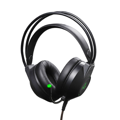 RAKK Daguob Pro 7.1 Gaming Headset Green