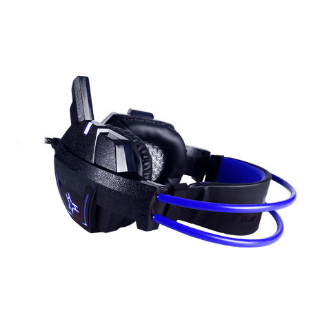 Rakk Daguob Illuminated Gaming Headset Blue
