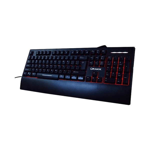 Rakk Illuminated Gaming Keyboard V2 BVR