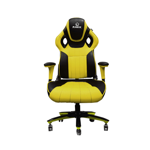Rakk Casap Gaming Chair Yellow