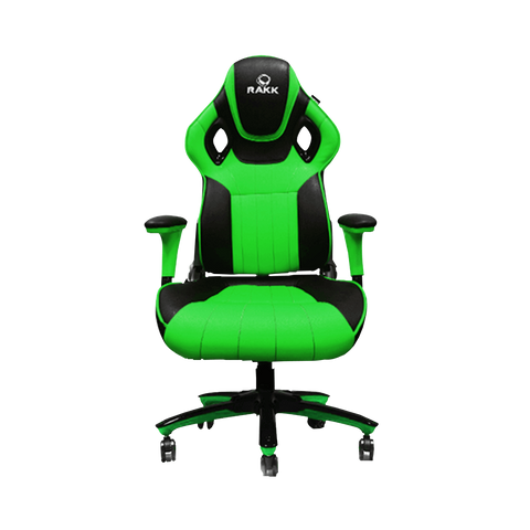 Rakk Casap Gaming Chair Green
