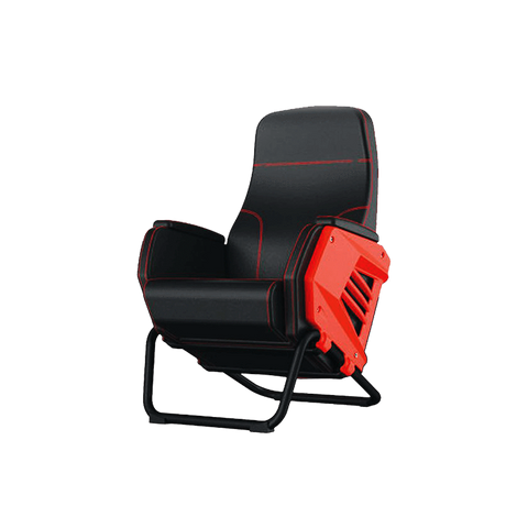 Rakk Kusgan Gaming Chair Red